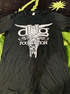 dUg and The Texas Poundation T-Shirt - Black
